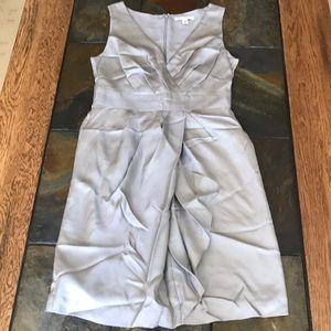 Banana Republic silk dress sz 4